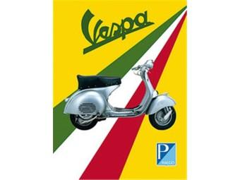 """Werbeschild """"Vespa GS"""""""