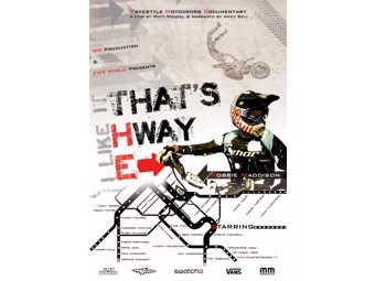 """DVD """"that's the way"""""""