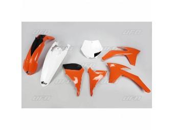 Plastikkit KTM SXF Bj. 11-12, SX Bj. 12