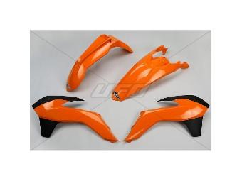 Plastikkit KTM EXC/F Bj. 14-16