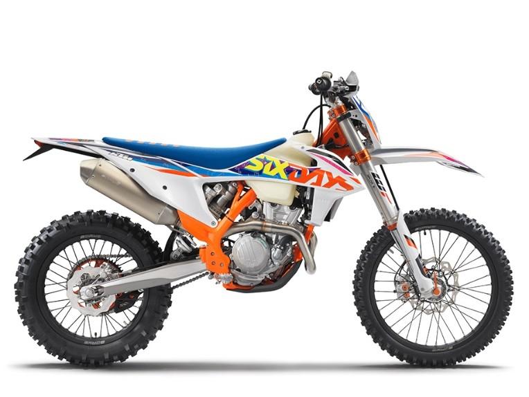 KTM 350 EXC-F SIXDAYS 2022,
