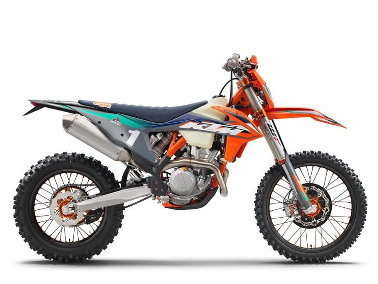 KTM 350 EXC-F WESS 2021,