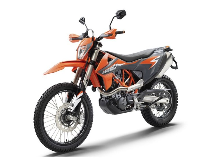KTM 690 Enduro R Mj