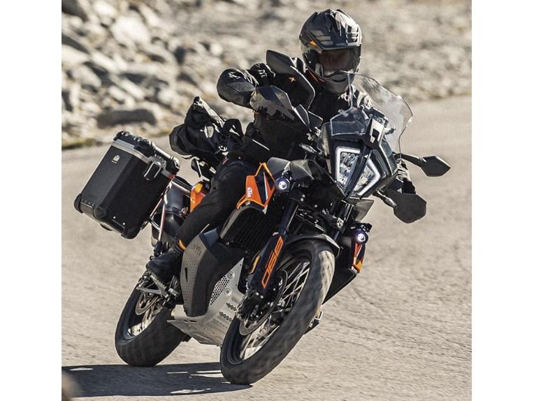KTM 890 Adventure L 2021, ONLINE
