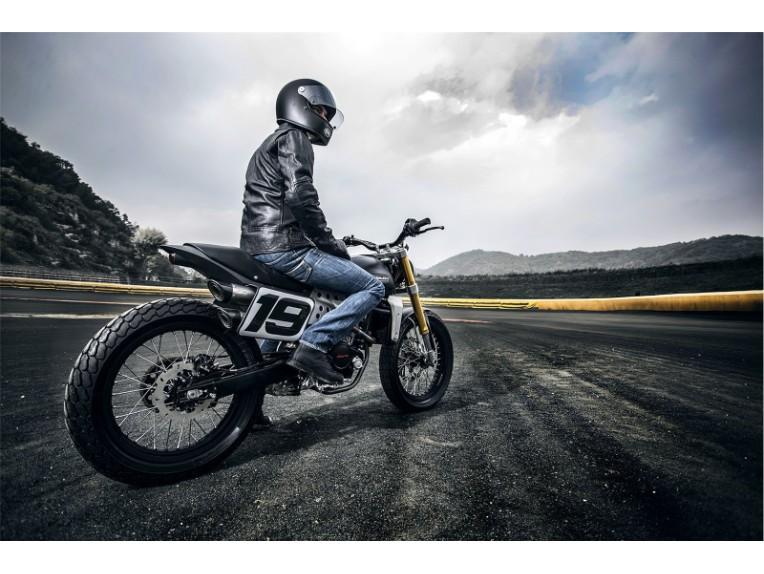 KYMCO Caballero 500 Flat Track 0,99%, ONLINE