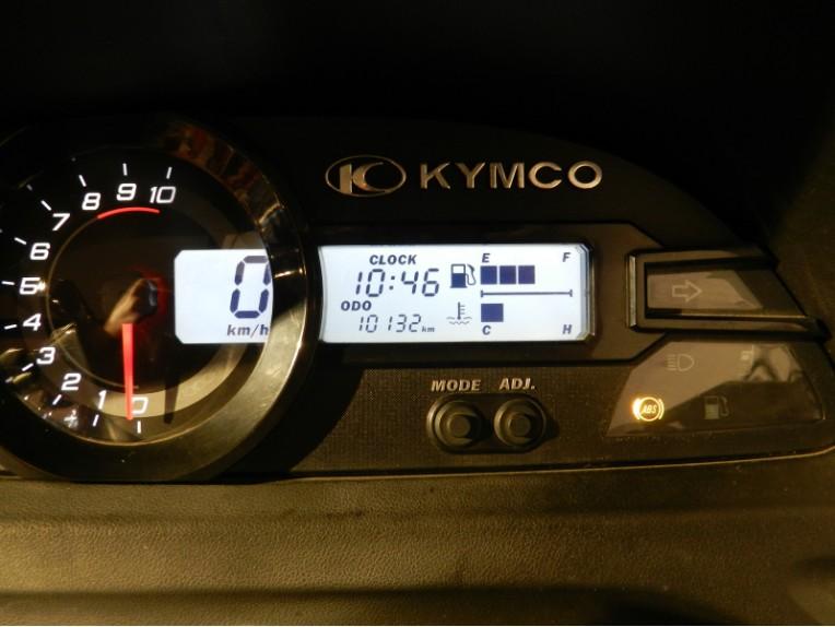 KYMCO X-CITING 400i, RFBD61010K1401099