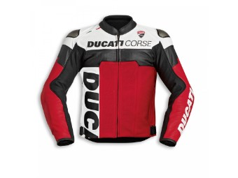 Lederjacke Ducati Corse C5
