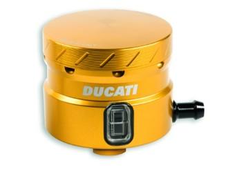 Kit Ducati Bremsflüssigkeitsbehälter gold