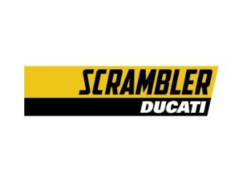 Tankaufkleber Ducati Scrambler