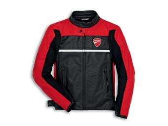 Lederjacke Ducati Company C2