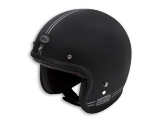 Helm Bell Black Swag