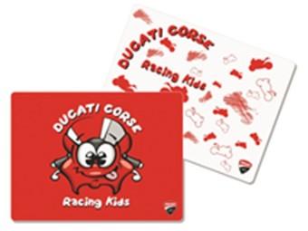 Platzset Ducati Racing