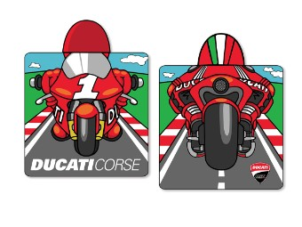 Handtuch Ducati Kinder