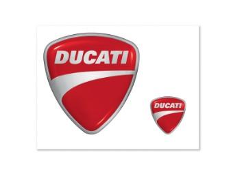 Aufkleber Ducati
