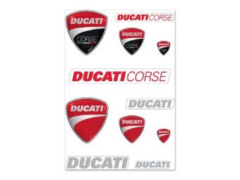 Aufkleber Ducati Mix