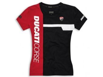 T-Shirt DC Track - Damen