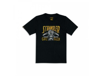 Scrambler The Racer T-Shirt