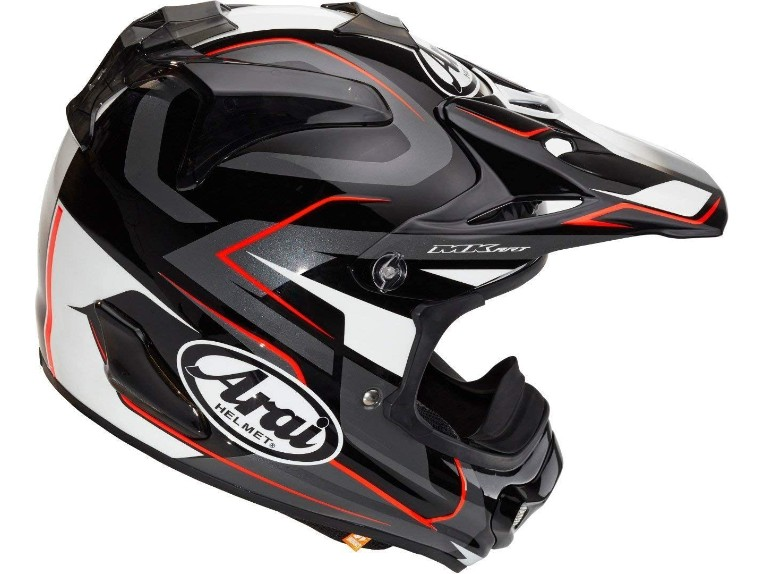 ARAI MX-V Helm Pure sr