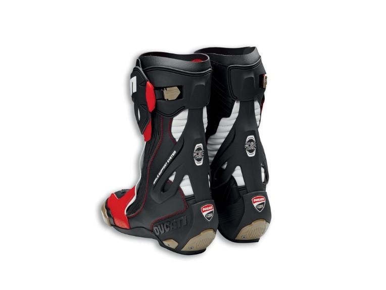 Stiefel Ducati Corse V5 Air hinten