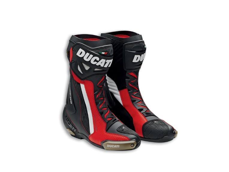Stiefel Ducati Corse V5 Air seite