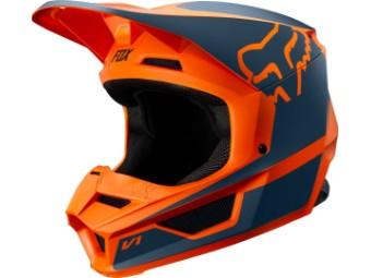 Kids V1 PRZM Fox Helm