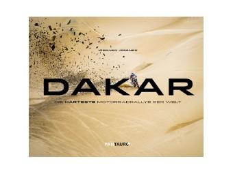 Dakar Buch