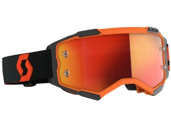 Fury Scott Brille Orange Chrome