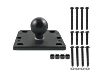 Montagehalterung Ram Mount für Brems-/Kupplungsflüssigkeitsbehälter mit Kugel