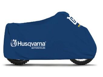 Outdoor-Motorradüberwurf Husqvarna