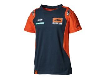 Kids Replica KTM Team T-Shirt