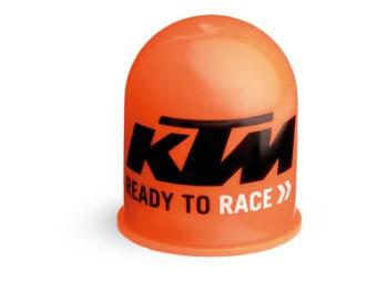 Anhängerkupplungsabdeckung KTM