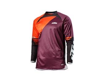 Gravity-FX Shirt burgundy