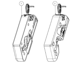 Verriegelungsmechanismus Set