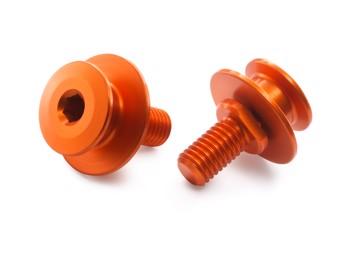 Aufnahmeadapter Orange