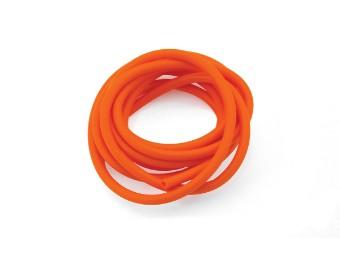 Entlüftungsschlauch orange