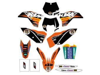 Factory-Grafikkit EXC / SX 125-530