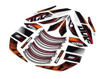 Race-Grafikkit Duke 125-390