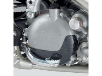 Karbon Kupplungsdeckelschutz EXC / SX 250-300