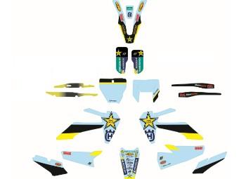 Rockstar-Grafikkit FC / FE / TC / TE 125-501