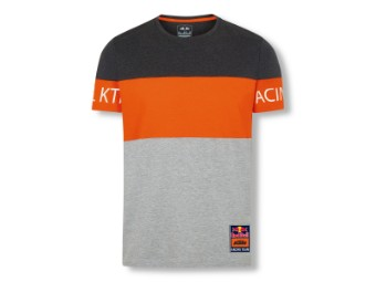 Red Bull KTM Letra Block Tee