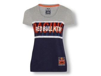 Damen Red Bull KTM Letra Tee