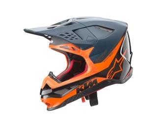 S-M 10 Flash KTM Helm