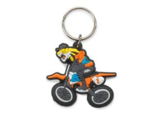 Kids Radical Tiger KTM Schlüsselanhänger