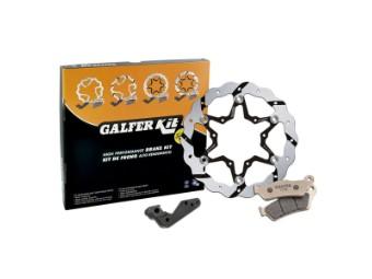 Oversize Galfer Bremsscheiben-Kit 270mm