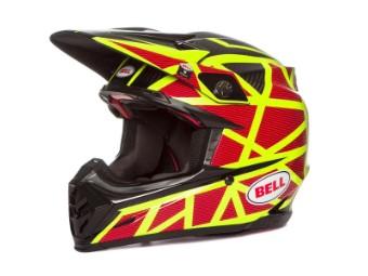 Moto 9 Flex Stapped Bell Helm