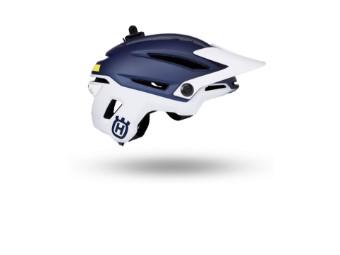 Remote Sixer Mips Helm Weiß