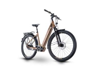 E-Bike City Gran Urban 6 FW