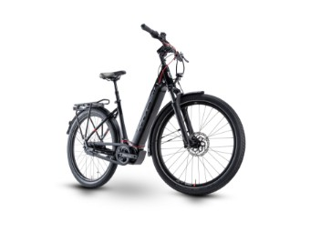 E-Bike Husqvarna Gran Urban 4 CB City