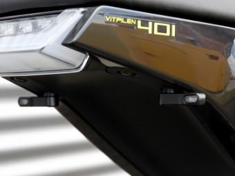Mini LED-Blinker ABM Vitpilen 401