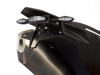 Kennzeichenhalter mit Rücklicht 690 Enduro / SMC R